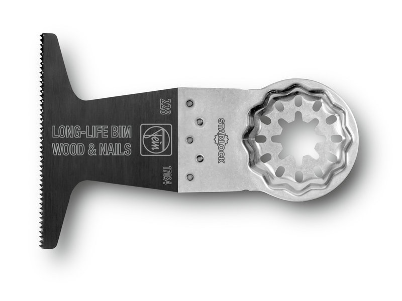 E-Cut long-life saw blade