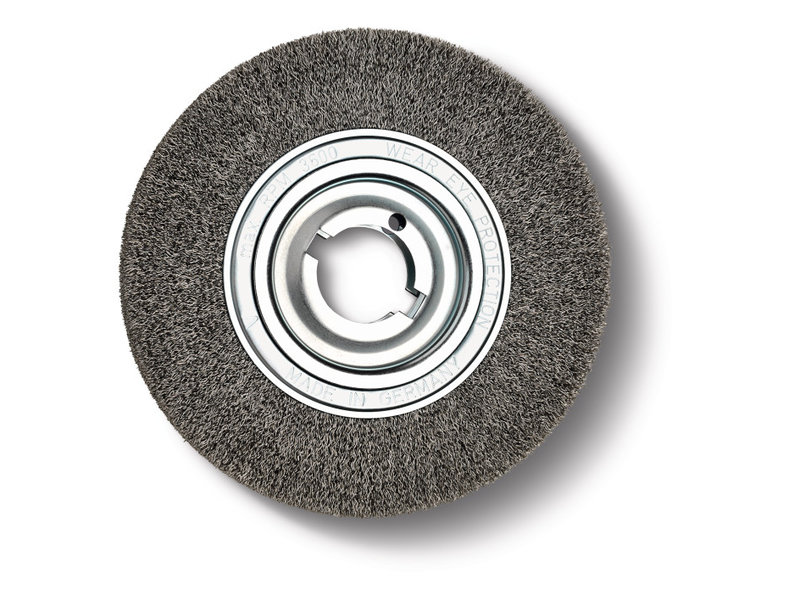 Çelik fırça