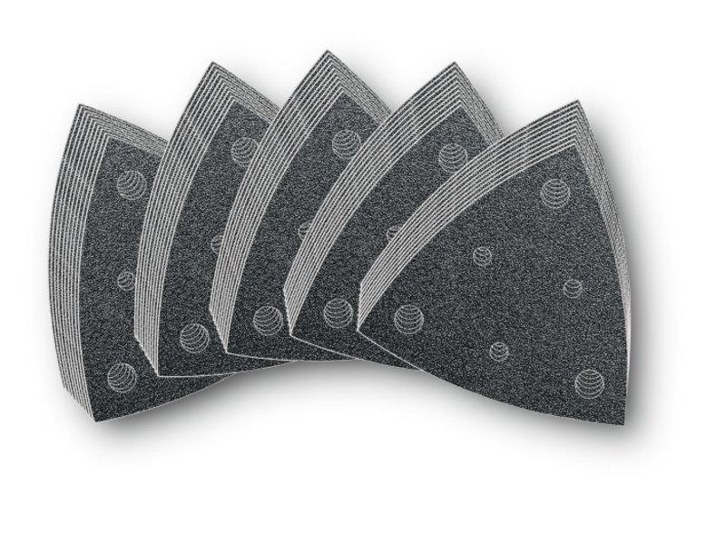 Set of sanding sheets