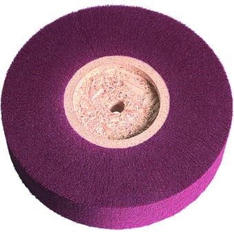 Lamellar sanding disc