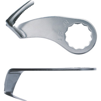U-shaped cutting blade