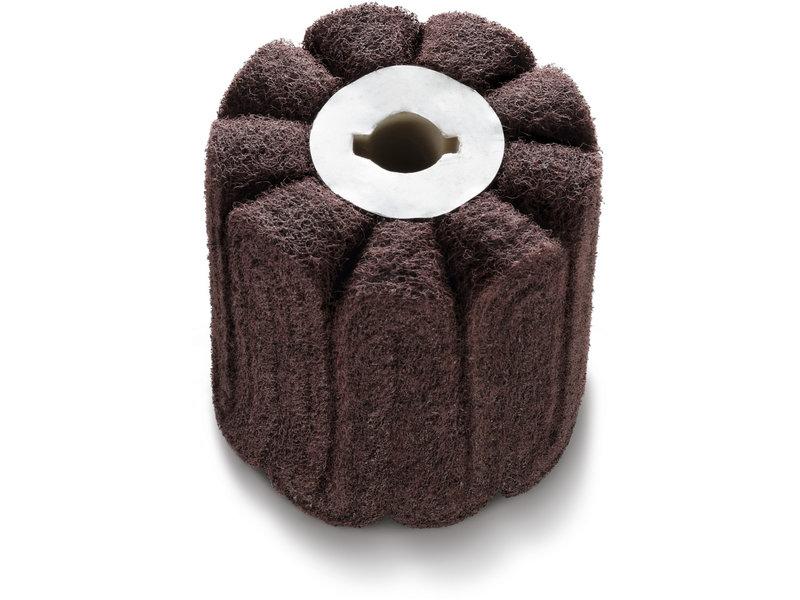 Sinus fleece wheel