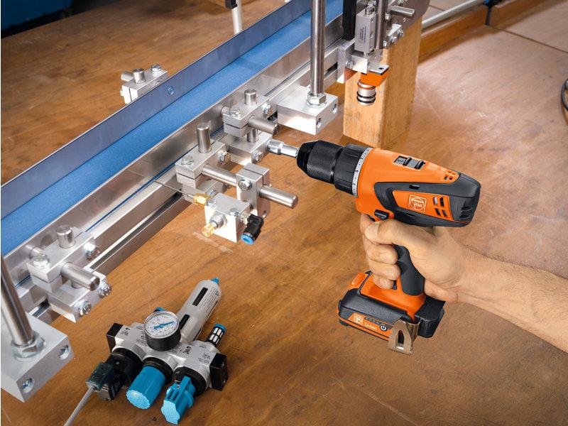 Cordless Drill/Drivers - ABSU 12 C