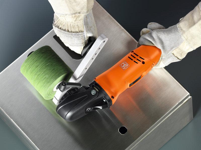 Smerigliatrici - WPO 14-25 E - Set Start per acciaio inox