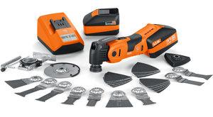 Set professionale FEIN per lavori di falegnameria/allestimento d'interni