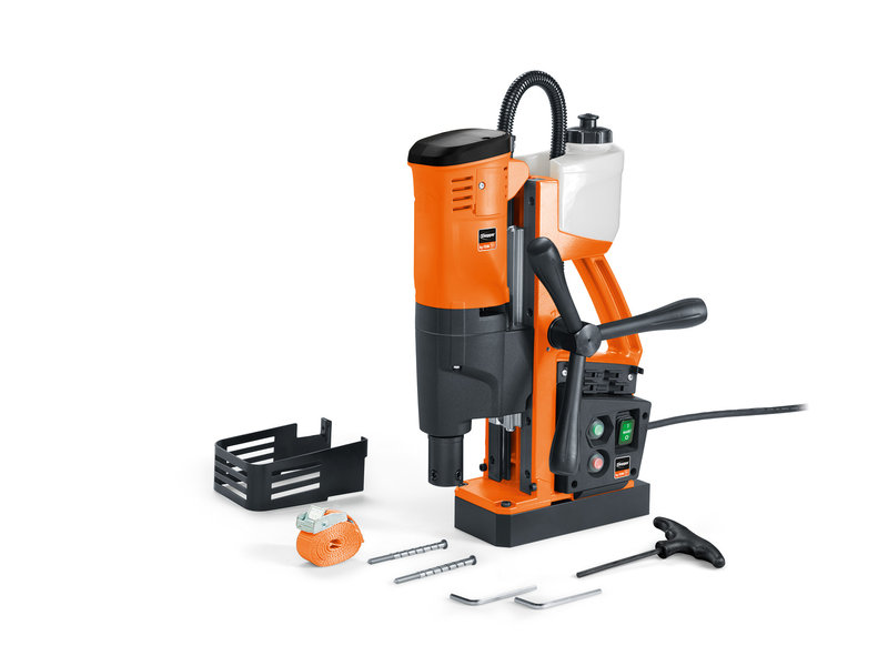 Magnetic base drilling - JME Holemaker III