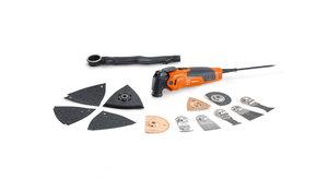 Set promozionale FEIN MultiMaster FMM 350 QSL XL