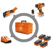 Cordless drill/driver - Combo #4 - ASCM + AFMM