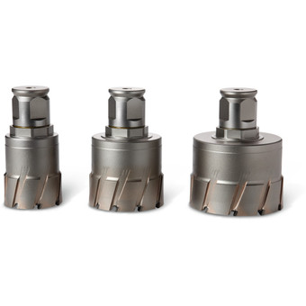 QuickIN MAX- / Weldon 32 -kiinnityksellä varustettu HM Ultra 50 -keernapora