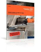 FEIN fillet weld grinder KS 10-38 E