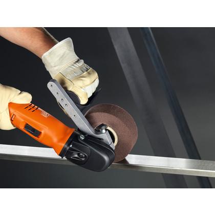 Lixadoras - WPO 14-25 E - Conjunto Start de aço inoxidável