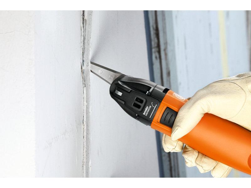 Acabamentos de interiores e renovação - Kit profissional FEIN para saneamento de juntas
