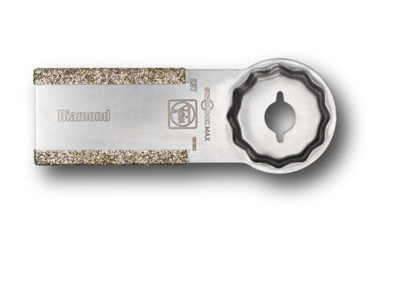 Coltello di pulitura diamantato