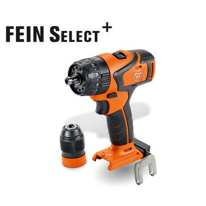 Cordless drill/driver - ASB 18 QC Select