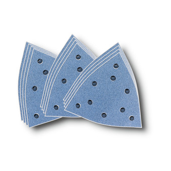 Set de feuilles abrasives, zircon
