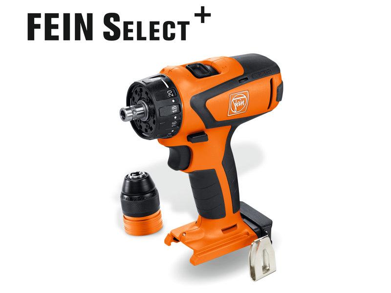 Akumulatorowe wiertarko-wkrętarki - ASCM 12 Q Select