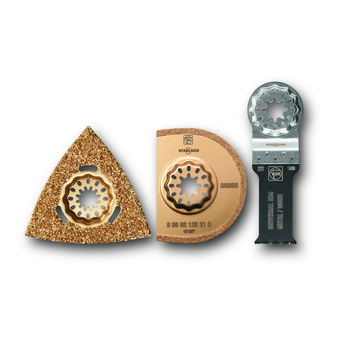 Set di accessori per sanitari