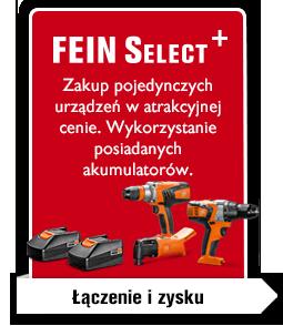 FEIN Select+
