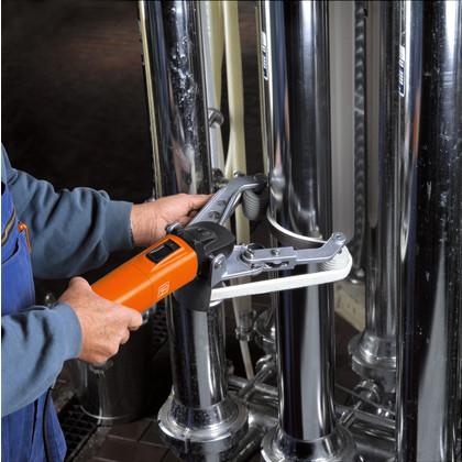 Szlifierki - RS 12-70 E – Zestaw profesjonalny do obróbki stali szlachetnej