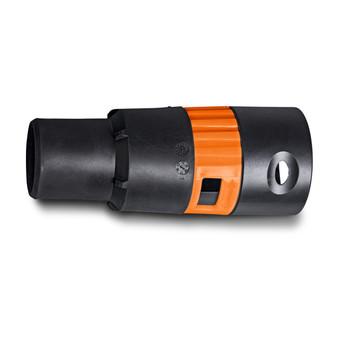Werkzeugmuffe mit Saugkraftregulierung