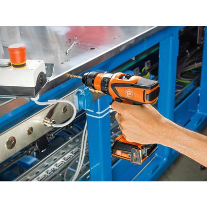 Taladro atornillador con acumulador - ASCM 12 QC