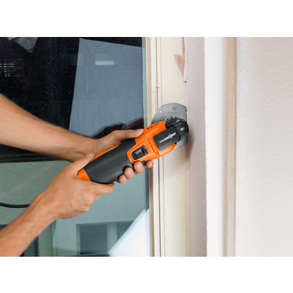 SuperCut Construction - FEIN professional set for repairing/replacing windows