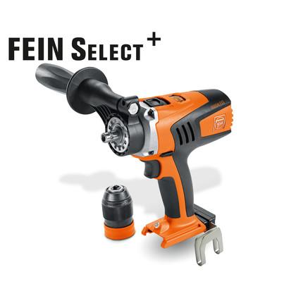 Cordless drill/driver - ASCM 18 QM Select