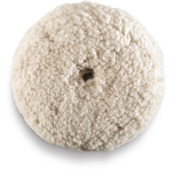 Lamb's wool, dome shape