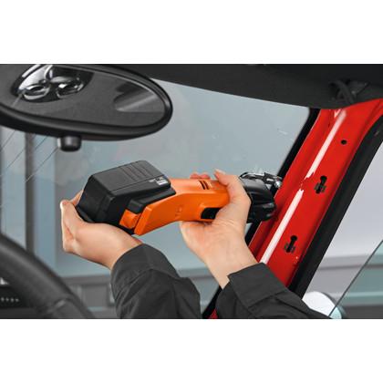 SuperCut Automotive - Set profesional FEIN pentru lucrări de geamgerie auto