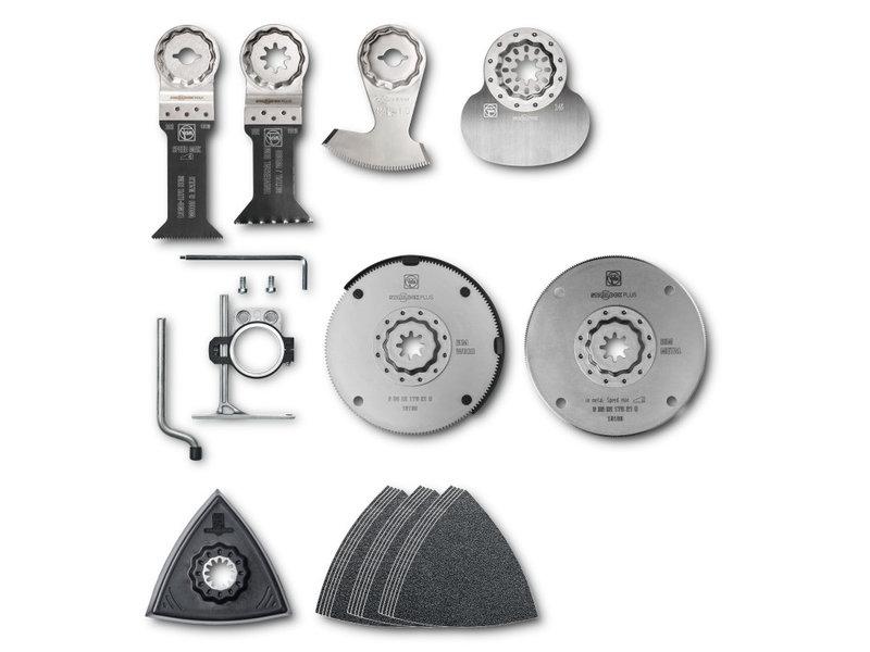 Set d'accessoires Réparation/remplacement de fenêtres