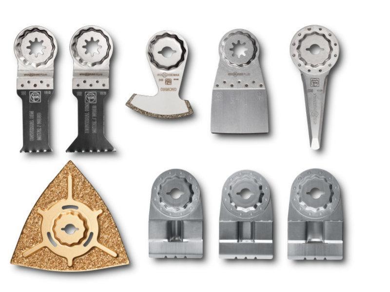 Set di accessori per impianti di riscaldamento/sanitari