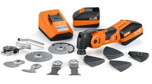 Профессиональный комплект FEIN для ремонта и замены окон