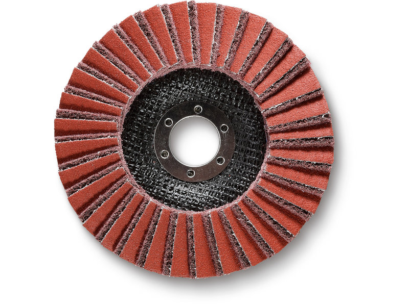 disc de șlefuit lamelar abraziv