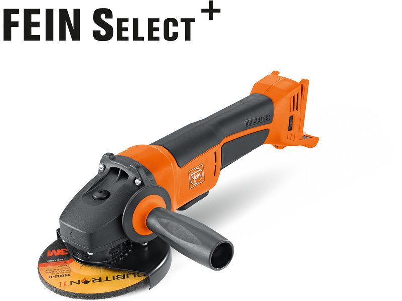 Compact angle grinders - CCG 18-115 BLPD Select