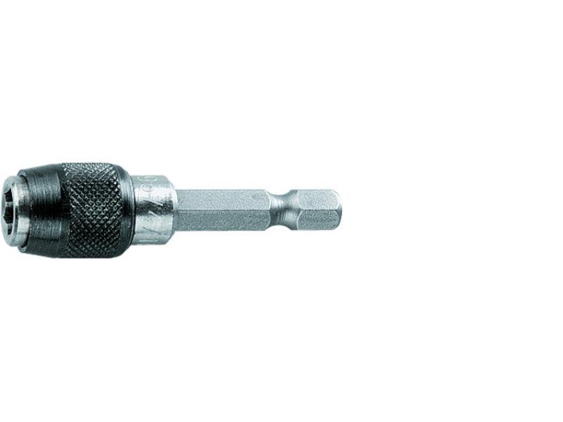 """Tool holder ¼"""" external hexagon"""