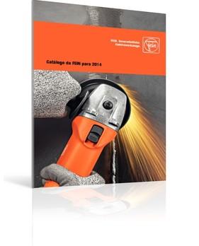 Catálogo da FEIN para 2014