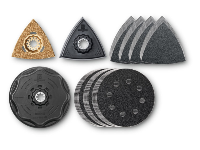 Set de accesorii Best of Sanding