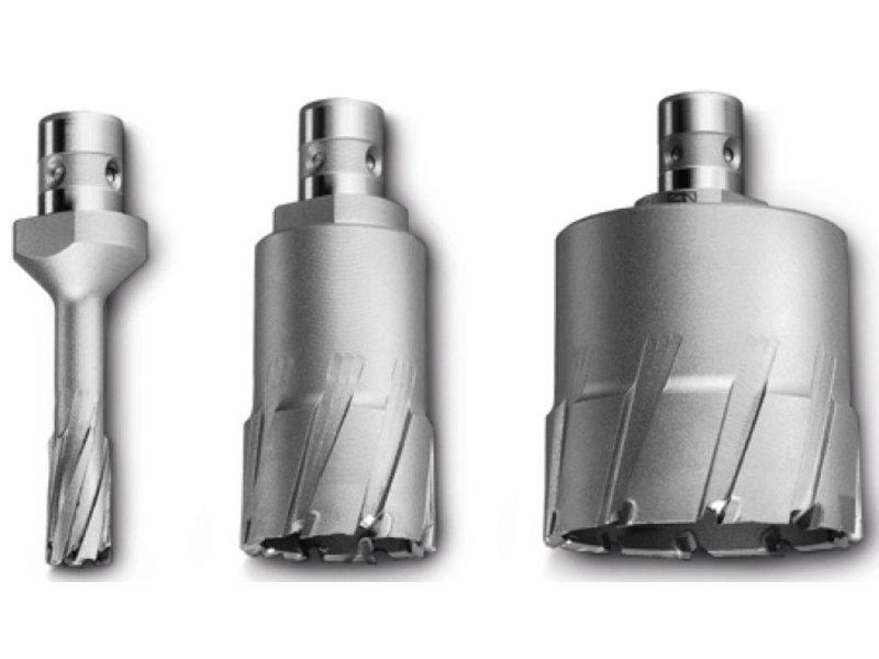 QuickIN 홀더의 TCT Ultra 코어 비트