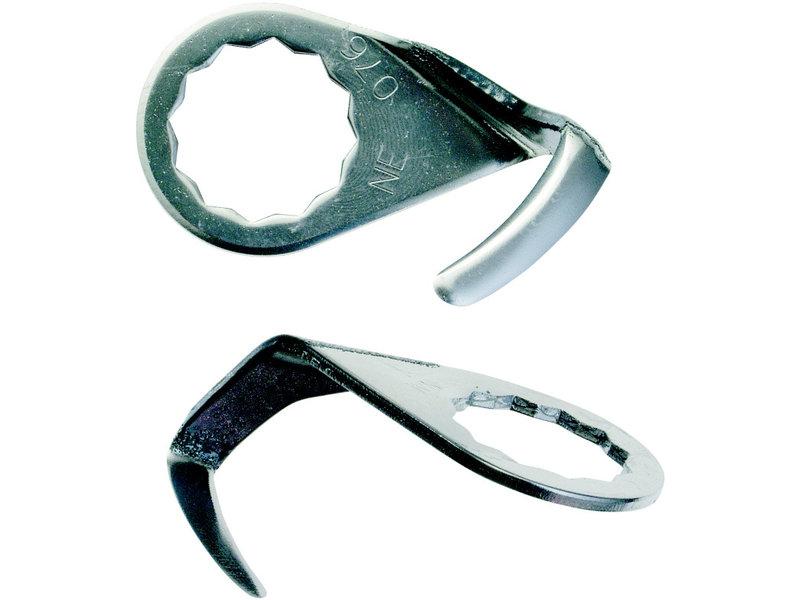 U-shaped cutting blade