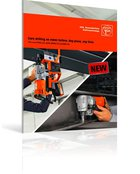 The new FEIN core drills AKBU 35 and KBC 35