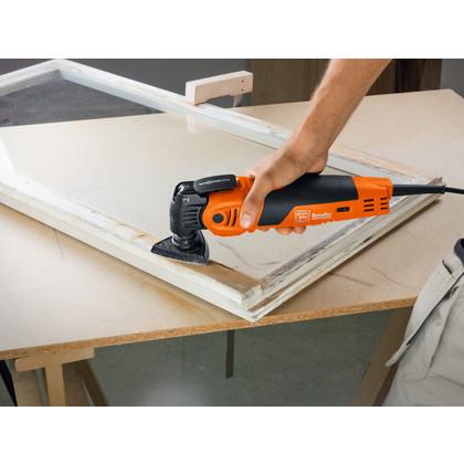 SuperCut Construction - FEIN Professional-Set BOIS
