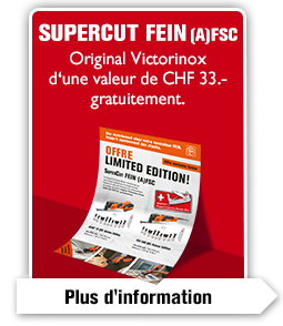SuperCut FEIN (A)FSC