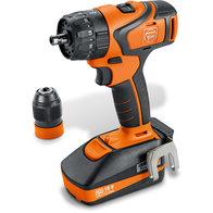 Cordless drill/driver - ASB 18 QC