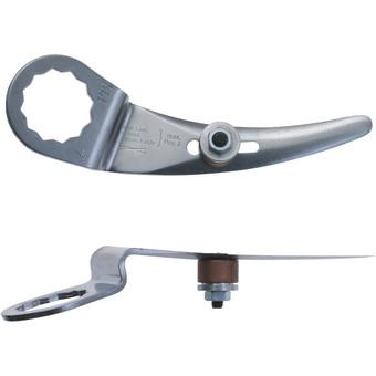 Изогнутый разрезной нож