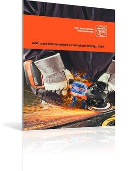 FEIN Elektromos kéziszerszámok és tartozékok árlistája, 2019