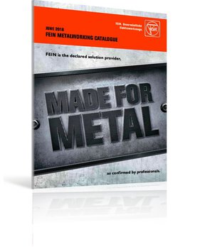FEIN Canada Metal Catalogue 2018