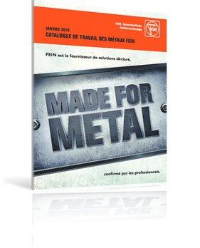 Catalogue Métal FEIN Canada 2019