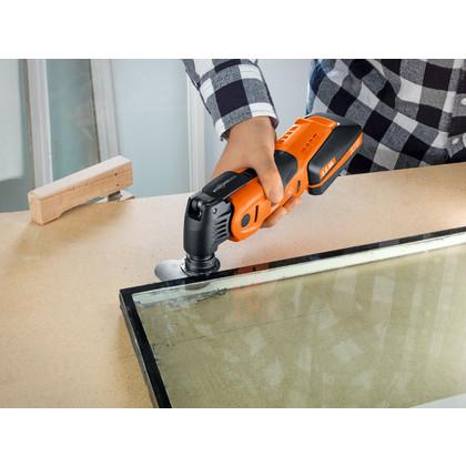 SuperCut Construction - Profesjonalny zestaw FEIN do naprawy / wymiany okien