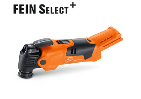 Battery-powered FEIN MultiMaster