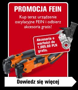 Promocja FEIN